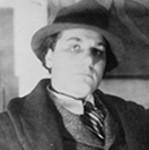 Viljamas Zorachas  1887 - 1966  Jurbarkas