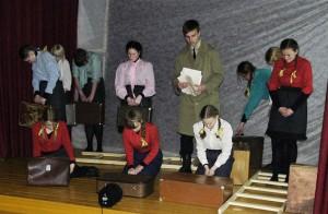 Harvudo konkursas. Sedos gimnazija 150508